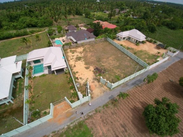 Building Plot  In Baan Amphur, Town and Country Property Pattaya