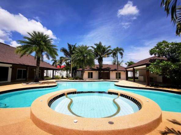 Luxury Pool Villa House For Sale In Nong Pla Lai, Pattaya, Town Country Property Pattaya