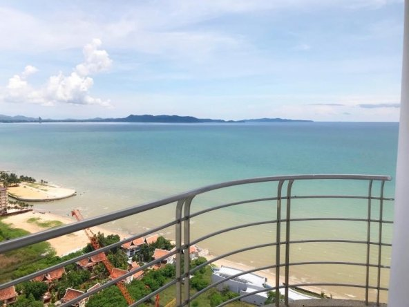 Sea View Condo For Sale In The Residence At Dream, Town and Country Property Pattaya