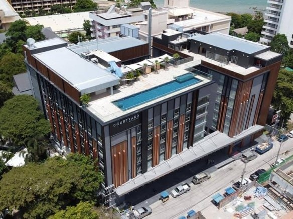 Marriott Courtyard – 5 Star Luxury Hotel, Town Country Property Pattaya