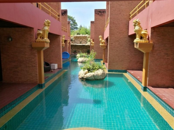 Pool Villas For Sale On Pratumnak Hill, Town Country Property Pattaya
