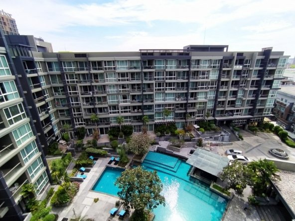 2 Bedroom condo for rent at Apus Condo , Pattaya, Town Country Property Pattaya