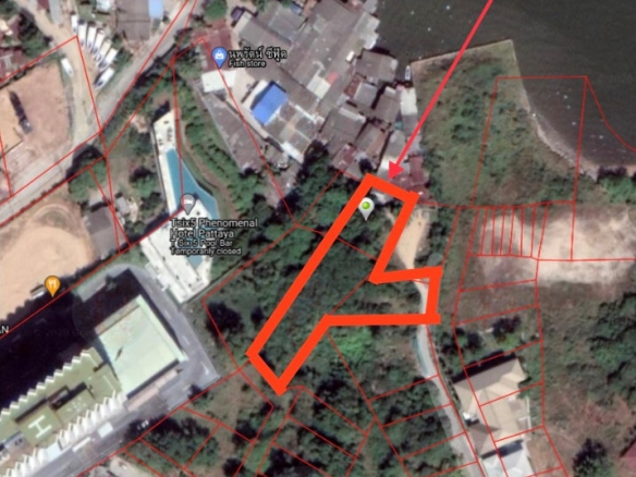 Land For sale in Naklua, Town and Country Property Pattaya