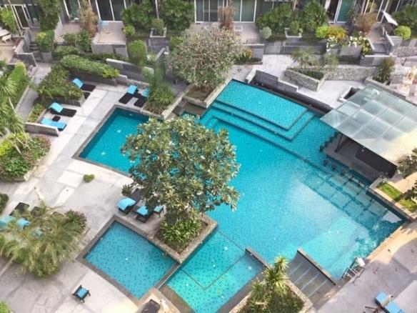 2 Bedroom condo for rent at Apus Condo , Pattaya