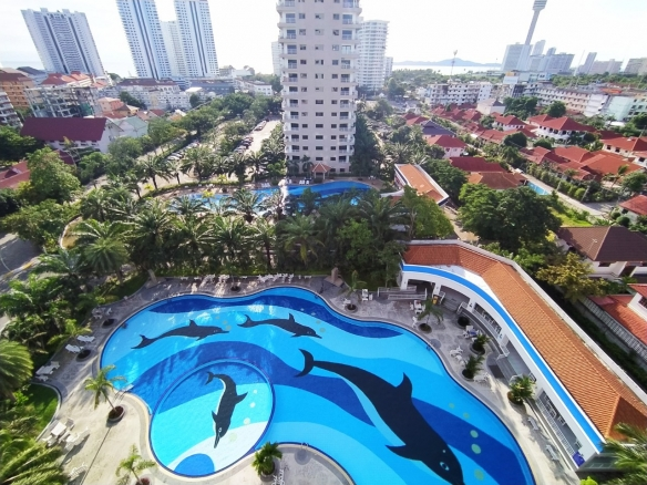 Condo for Rent View Talay 2B
