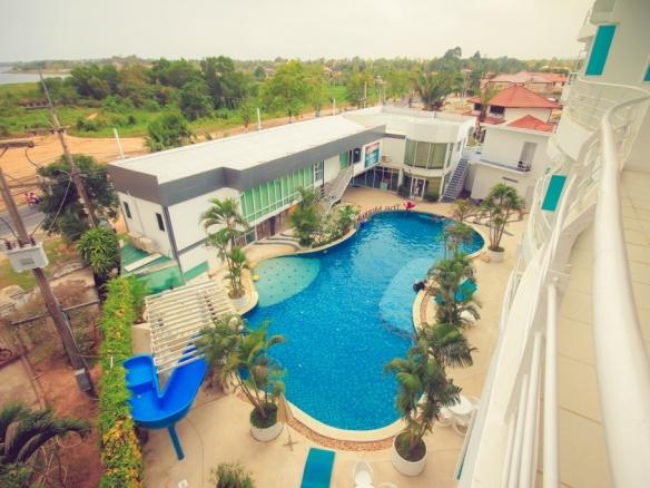 Resort Pattaya Mabprachan Reservoir for sale, Town Country Property Pattaya