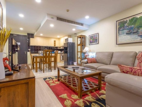 2 Bedroom Condo For Sale At Citismart Residence, Central Pattaya