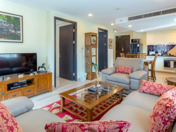 2 Bedroom Condo For Sale At Citismart Residence , Central Pattaya