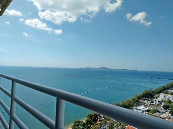 1 Bedroom For Rent at View Talay Condo 7  Jomtien