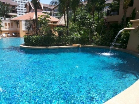 1 bedroom condo for rent Chateaudale Thaibali
