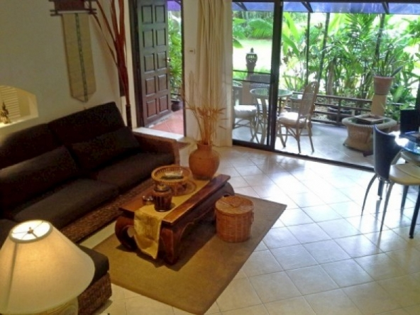 1 Bedroom Apartment For Rent at Chateaudale Thai Bali Condo, Town Country Property Pattaya