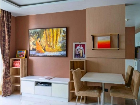 1 Bedroom condo for sale at Paradise Park , Jomtien