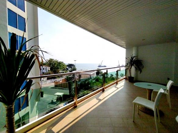 Sea View Condo For Rent on Pratumnak Hill