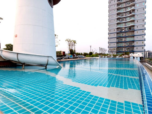 condo for rent in Supalai Mare pattaya
