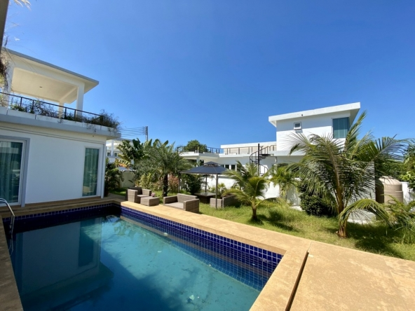 Pool Villa For Sale At Mountain Village 2, Town Country Property Pattaya