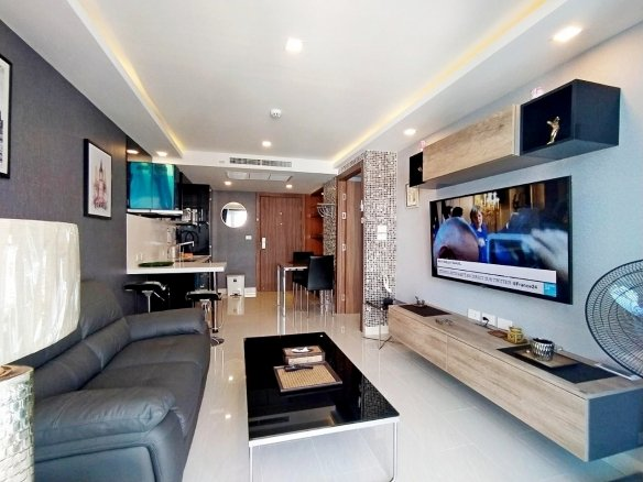 1 Bedroom Condo For Rent At Grand Avenue, Town and Country Property Pattaya