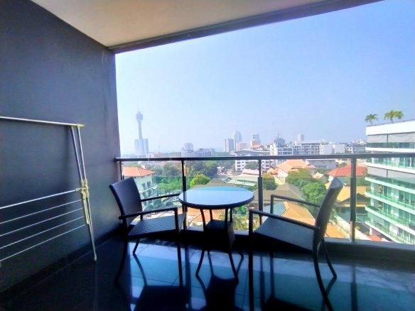 Condo for rent Tropicana Condo, Town and Country Property Pattaya