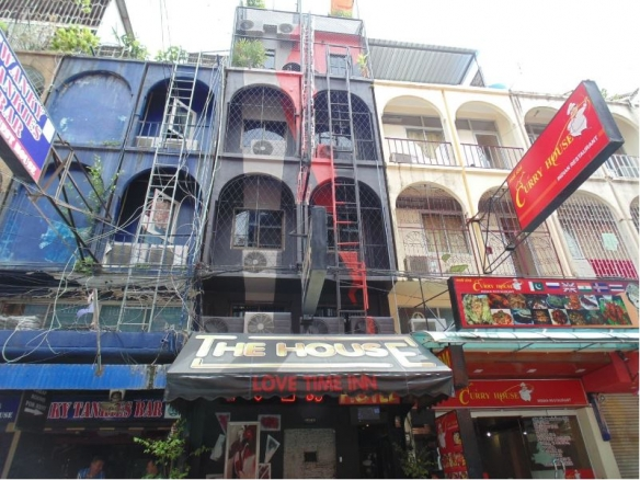 Guesthouse and bar for sale, Town Country Property Pattaya