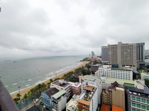 1 Bedroom Condo For Rent in Central Pattaya, Town and Country Property Pattaya
