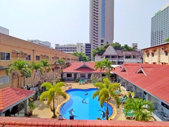 2 Bedrooms apartment for rent  in Citismart Residence, Town and Country Property Pattaya