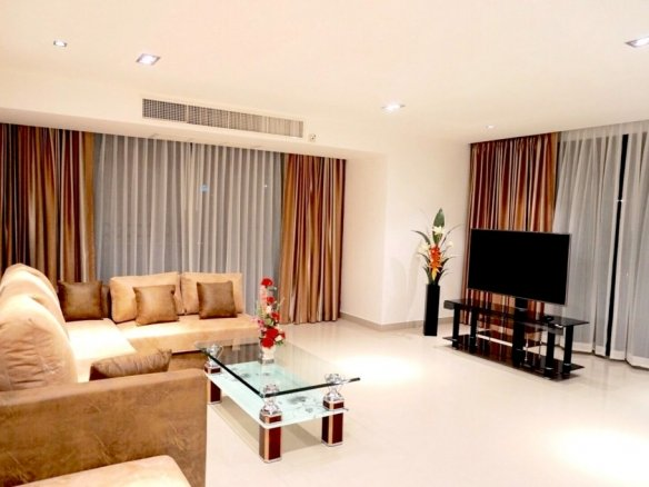 2 Bedrooms Sea View apartment for rent Jomtien, Town and Country Property Pattaya