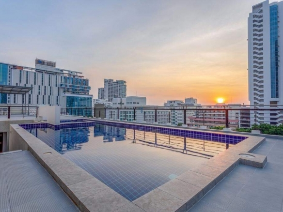 2 Bedroom Apartment for rent in Central Pattaya, Town and Country Property Pattaya