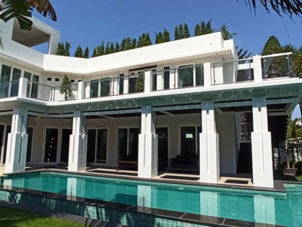 Luxury 4 Bedroom House For Sale Or Rent in Jomtien, Town and Country Property Pattaya