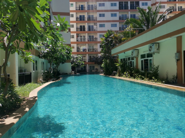 Sea View Condo For Sale at Jomtien, Town and Country Property Pattaya