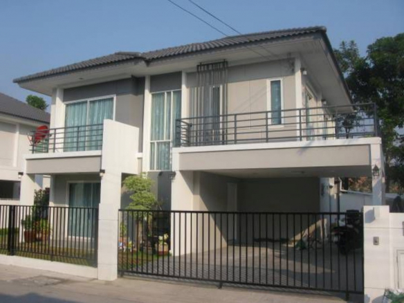 Brand New Bright Spacious Two-Story Home for rent, Town Country Property Pattaya